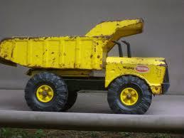 100 Steel Tonka Trucks Metal Dump Truck Pink