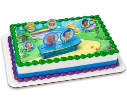 Bubble Guppies Cake Decorations by Cakes Com Order Cakes And Cupcakes Online Disney Spongebob