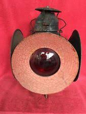 Aladdin Caboose Lamp Bracket by Railroad Switch Lantern Ebay