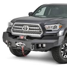 WARN® - Toyota Tacoma 2016 Ascent Full Width Black Front Winch HD Bumper Tacoma Bumper Shop Toyota Honeybadger Front Warn 2016 Ascent Full Width Black Winch Hd Diy Move Genuine Chrome Hilux Pickup Mk4 Ln165 2015 Vengeance Fab Fours Vpr 4x4 Pd102 Rally Truck Serie 70 Seris 2007 2018 1571 Homemade And Rear Bumperstoyota Youtube Amera Guard End Caps Outdoorsman Bumpers