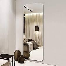 de rahmenlose ganzkörperspiegel schlafzimmer
