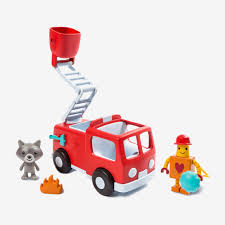 Sago Mini Fire Truck – Mother Goosebumps