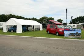 MAL VW Exhibiting Their Campervan Conversions At The Motorhome Show Exeter