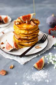 kürbispancakes pumpkin spice pancakes