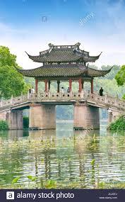 xihu qu 2018 avec photos lake pavilion hangzhou china stock photo 145467186 alamy