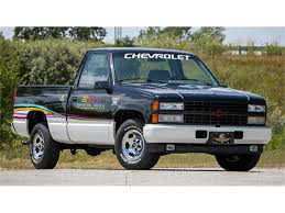 100 Chevy Trucks For Sale In Indiana 1993 Chevrolet CK Dy 500 Pace Truck For ClassicCarscom
