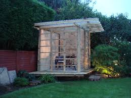 100 Backyard Tea House The Evolution Of A Foster Runs