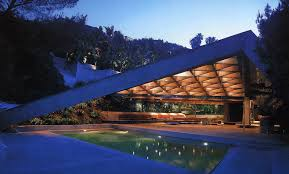 100 John Lautner Houses DC Hilliers MCM Daily The Sheats Goldstein House