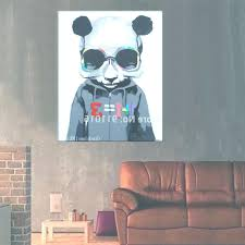 3 Piece Living Room Set Under 500 by 3 Piece Living Room Set Under 500 Hand Painted Abstract Panda