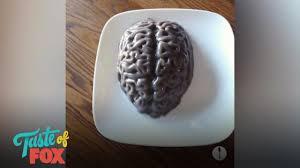 Halloween Jello Molds Brain by How To Make A Superhuman Jello Brain Taste Of Fox Youtube