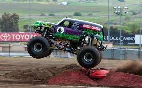 Going For A Ride In Grave Digger Video - Motor Trend Traxxas 116 Grave Digger New Rc Car Action Amazoncom Axial Smt10 Monster Jam 4wd Used Original Power Wheels In Willow Street Truck Proline Factory Team Lot Detail Drawn Truck Grave Digger Monster Pencil And Color Drawn Craigslist Best Hot Green 4 Time Champion Bad New Bright Ff 128volt 18 Chrome Battery Upgrade For 24v 2wd Rtr Wbpack Tq 24 World Finals Xvii Competitors Announced Mesmerizing