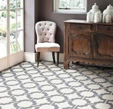 Modern Linoleum Tiles