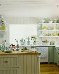 40S KITCHEN IDEAS WITH OPEn Shelves