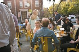 Best outdoor bars and patios in Chicago for alfresco drinking