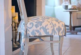 Dining Room Chair Cushions Seat Covers Ideas With Ruffles