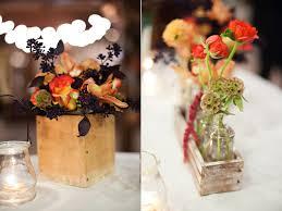 Rustic Wooden Box Wedding Centerpiece Wadley Farms Flowers Vintage Bottle Centerpieces