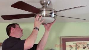 how to change light bulb in hton bay ceiling fan theteenline org