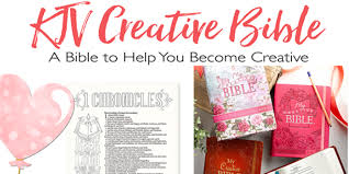 Creative Coloring Bibles To Help You Get