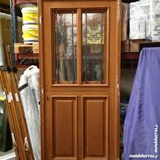 achetez porte d entrée bois occasion annonce vente à bois d arcy