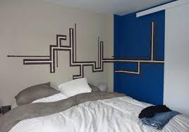 peinture mur chambre peinture murale chambre adulte photo