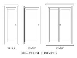Standard Kitchen Cabinet Depth Australia by Kitchen Cabinet Widths Akioz Com