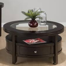 coffee tables exquisite jofran marlon coffee table via wayfair