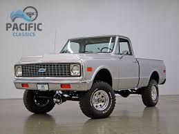 100 1972 Chevy Truck 4x4 Value New Chevrolet C10 44 Rochestertaxius