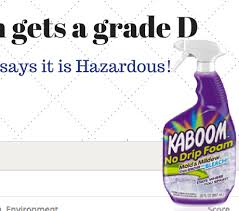 kaboom is toxic alternatives for and shower cleaners