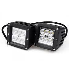 KAWELL® 2 Pack 18W Flood Light 1000 Lumens 3x3 LED Pods Marine RZR ... Off Road Lights Headlights Fog For Jeep Truck Kc Hilites 10x 12v 24v Cup 3 Inch 10w Led Cup Light Vehicle Safety Lighting Safetywhipscom Industrial And Mine Warning Hb 8 Interior Sucker Led Warning Safety Lights Car Dawson Public Power District The Anatomy Of A Maintenance Truck Chrome Bars For Trucks A Best Custom Resource Youtube Agricultural Custer Products Amazoncom Genssi Beacon Strobe Roof Tow Function 2 Pieces Forklift 12v 10w Off Road Blue Cstruction Commercial