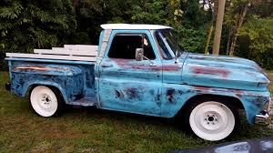 100 66 Chevy Truck Davids C10 Stepside Stand Out Rides