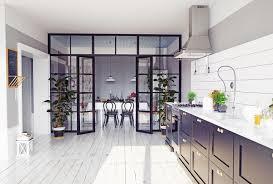 10 schöne raumteiler lösungen für offene küchen aroundhome
