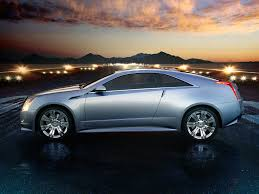 Cadillac CTS Coupe Concept Specs & Engine Review