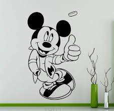 Mickey Mouse Bathroom Wall Decor by Online Get Cheap Mickey Mouse Rooms Aliexpress Com Alibaba Group
