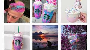 Just A Few Of The More Than 150000 Posts Tagged Unicornfrappuccino