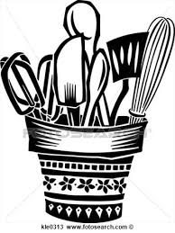 Trending Cooking Utensils Clipart 50 For Your School Clipart With