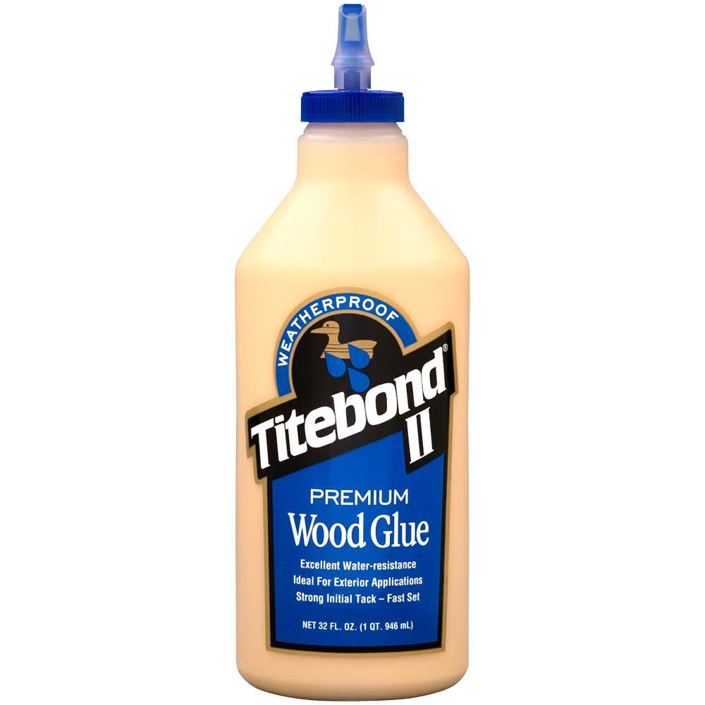 Franklin Titebond II Premium Wood Glue - 32oz