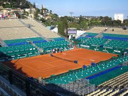 Curtain Bluff Antigua Tennis by Monte Carlo Rolex Master Central Court Stadium And Court