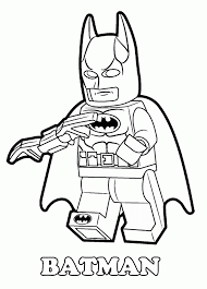 Lego Movie Coloring Pages Best