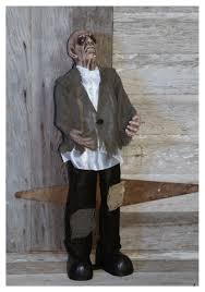 Animatronic Halloween Props Uk by 30 Inch Gray Moving Zombie Prop