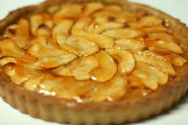 V E G A N D French Apple Tart