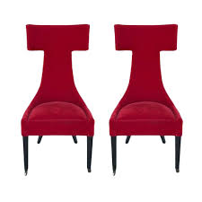 Outstanding Pair Of Architectural 1980s Chairs   Chairish Shop Silver Orchid Hayworth 45 Tufted High Back Red Velvet Accent Cheap Chair Find Deals On Line At Alvi Highback West Elm Canada Living Room Chairs Celebrity Rooms Costway Race Car Style Bucket Seat Office Desk French Balloon Throne 2 Avail Reproduction Antoine Fabric Armchair Habitat Chesterfield Wing Chair Ftstool Designersofas4u Gym Equipmentliving Ding Set Of 6 For Sale Pamono Windaze Button Cushioned