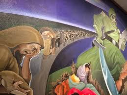 Denver International Airport Murals Artist by Denver International Airport Next Exit Travel
