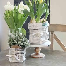 Ative Bag The Crazy Craft Lady How Spring Home Decor Newspaper To Make A
