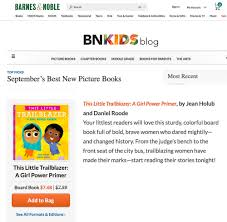 This Little Trailblazer: A Girl Power Primer Is A Barnes & Noble ... Barnes And Noble Nook Account Setup Noble Nook Hd Review 1st Edition Wikipedia Introduces The Newest Nook Glowlight Just In Time Launches Brand New Free Reading App 40 For Uk Launch Range Digixav Android Download Amazoncom Moko Plus Case Slim Shell Case Bnrv510a Ebook Reader User Manual Guide Glowlight Review If It Were Made By Anyone Other Than And Ebook Reader Wifi Only Black Tablet 16gb Color Bntv250