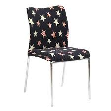 Washable Removable Elastic Stretch Slipcover Wedding Banquet Dining Room Chair Seat Cover Protector Party