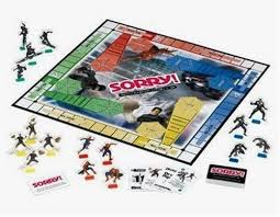Hasbro Sorry Spider Man 3 Edition Board Game