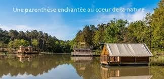 chalet sur l eau cabane sur l eau cabane dans les arbres dordogne