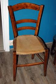 une chaise tuto chaises ou comment retapisser une chaise en paille ou autre