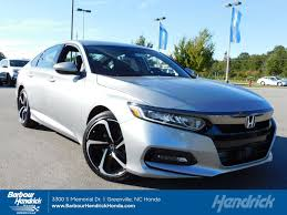 New 2018 Honda Accord Sedan Sport 1.5T CVT Sedan Greenville NC ... Used Cars Greenville Nc Trucks Auto World Lee Chevrolet Buick In Washington Williamston Directions From To Nissan New Car Dealership Brown Wood Inc Wilson Bern And Sale Mall La Grange Kinston Jeep Wranglers For Autocom 2015 Murano Slvin 5n1az2mg0fn248866 In Greer Pro Farmville North Carolina 1965 Hemmings Daily