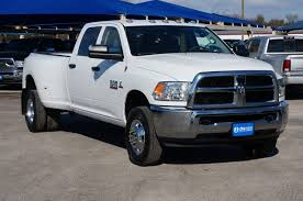 100 Stephenville Truck And Trailer Used 2018 Ram 3500 Tradesman For Sale In TX